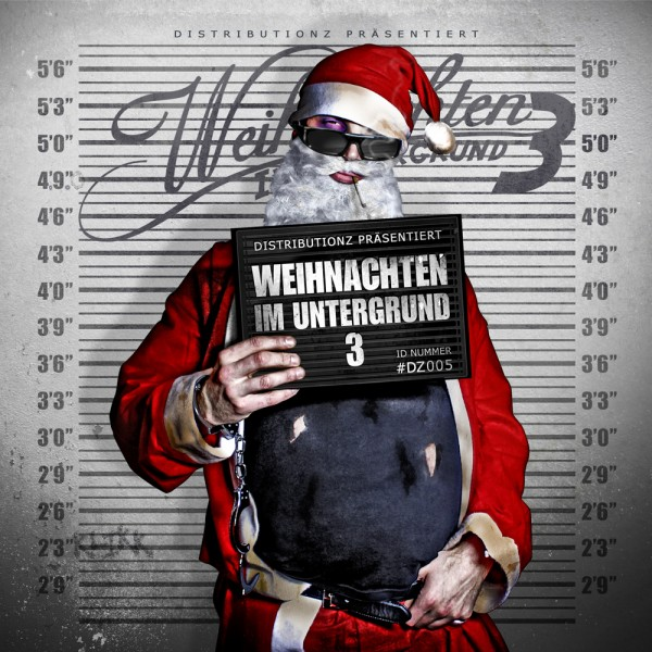 Weihnachten im Untergrund 3 [Sampler]