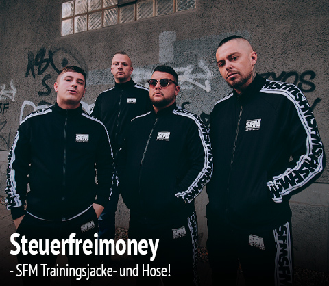 Steuerfreimoney Trainingsanzug