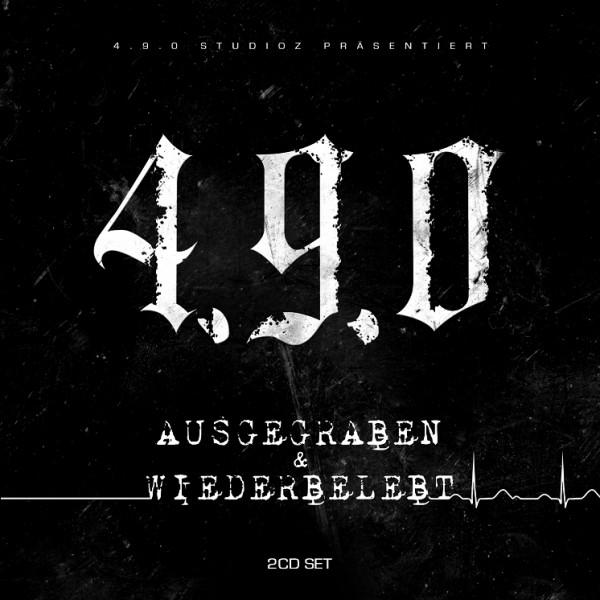 4.9.0 - Ausgegraben & Wiederbelebt [2CD Set]