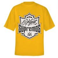Wappen T-Shirt (gelb)
