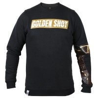 White Rabbit Clothing - Golden Shot Sweater [schwarz]