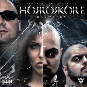 Basstard & DJ Korx präs.: Horrorkore - Zeitzeugen