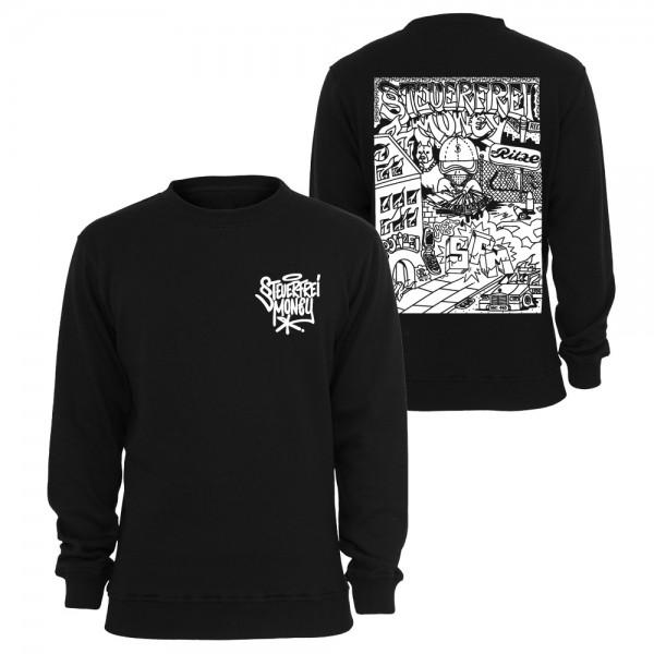 Steuerfreimoney - Kiez Sweater