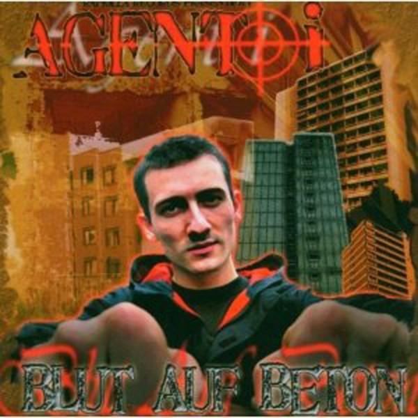 Agent i - Blut auf Beton