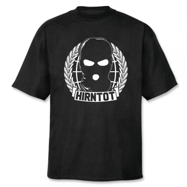 Hirntot Records - World Domination T-Shirt [schwarz]