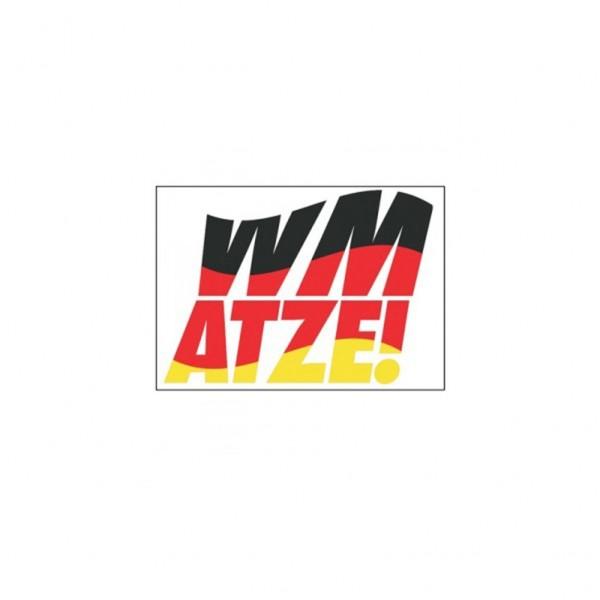 Atzen Musik Fahne - WM ATZE!