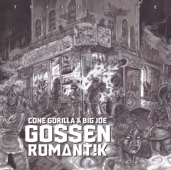 Cone Gorilla & Big Joe - Gossenromantik