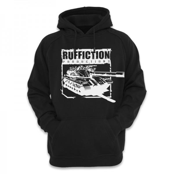 Ruffiction - Logo Hoodie [schwarz]