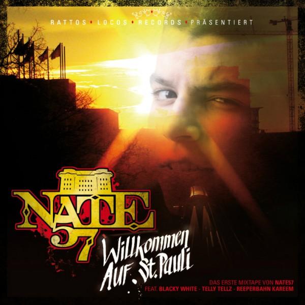 Nate57 - Willkommen auf St. Pauli (Mixtape) [Free-Download]